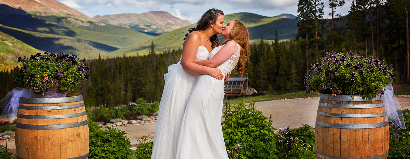 Breckenridge, Colorado Wedding - Ten Mile Station
