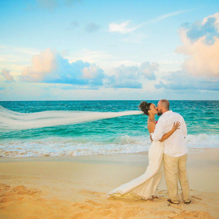 Ryan and Jessica's Paradise Island, Bahamas Wedding