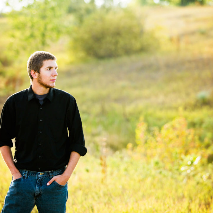 Senior Pictures - Arvada, CO -Eric at Standley Lake