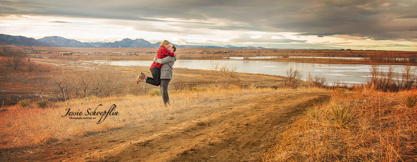 Standley Lake - Arvada Engagement Photography