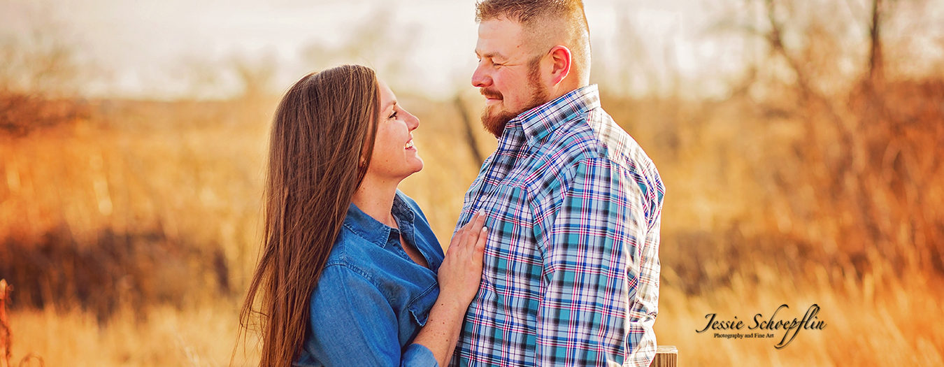 Rustic Engagement - Westminster, CO Barn