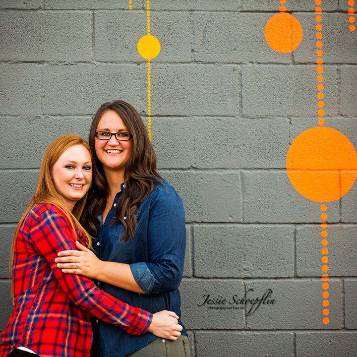 RiNo Art District - Denver, CO Engagement