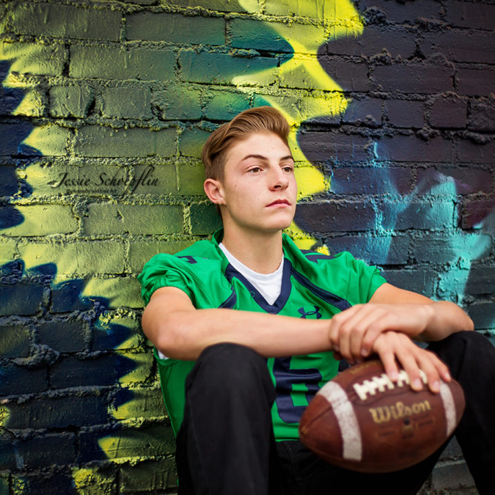 Standley Lake Senior Photos- RiNo District, Denver