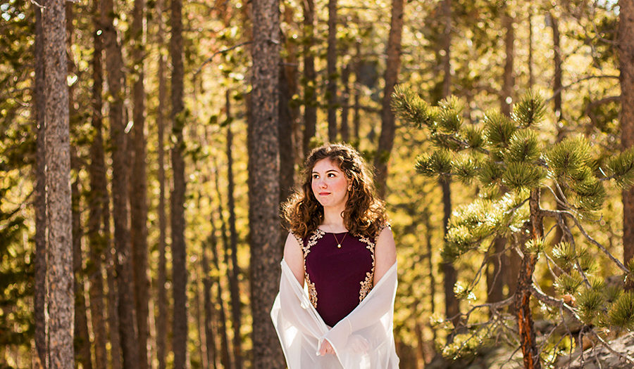 Golden Gate Canyon State Park - Portrait Session