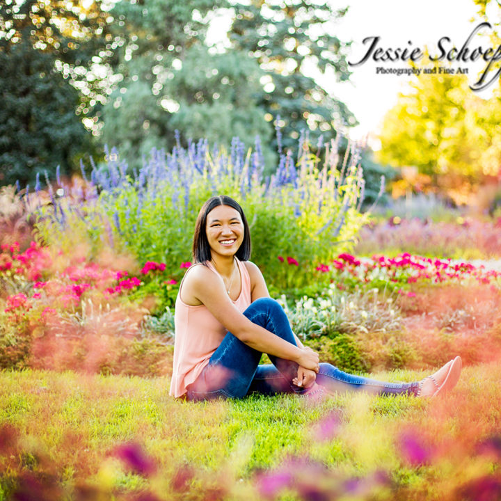 Mary- Denver, Colorado Senior Session