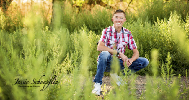 Brighton High School - Preston's Senior Pictures