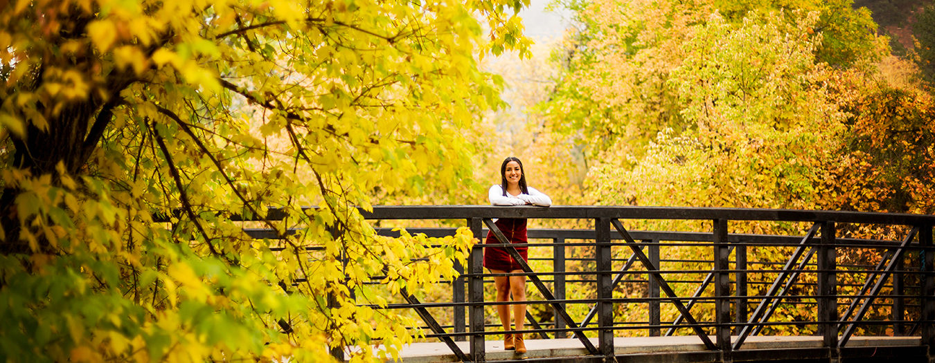 Colorado Fall Colors - Senior Pictures