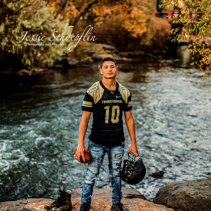 Prairie View High School Senior- Golden, CO Fall Pictures